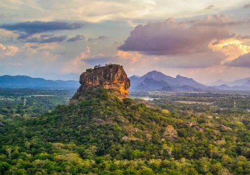 Sigiriya Rock Fortress Header