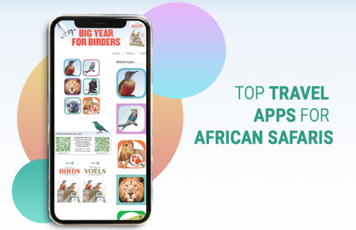 Top Travel Apps for African Safaris