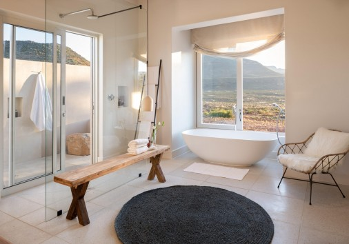 Cederberg Ridge Wilderness Lodge Bathroom 31