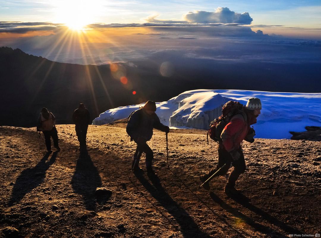 Kilimanjaro Summit Sunrise Kilimanjaro Climb Mt Kilimanjaro With Rmi Expeditions Wallpaper Hd Jpg Copy